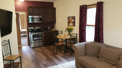 Photo for 1 Bedroom Apartment In The Beautiful St. Croix River Valley/stillwater, MN Area