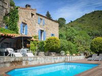 A fantastic place to stay, full of character and with great views of the surrounding valley.