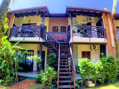 Photo for Whale Beach Condo, 90 meters from the sand! Fully equipped!