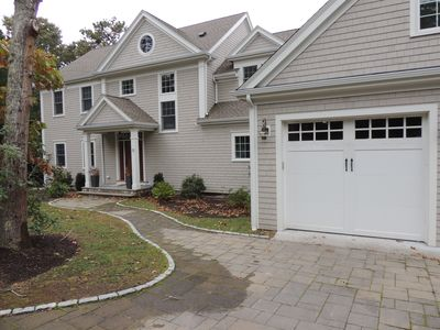 Photo for Cotuit Home with an Inground Pool less One Block from the Beach