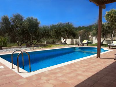 Photo for Argo Villa Kalyves - Detached Villa with Private Pool