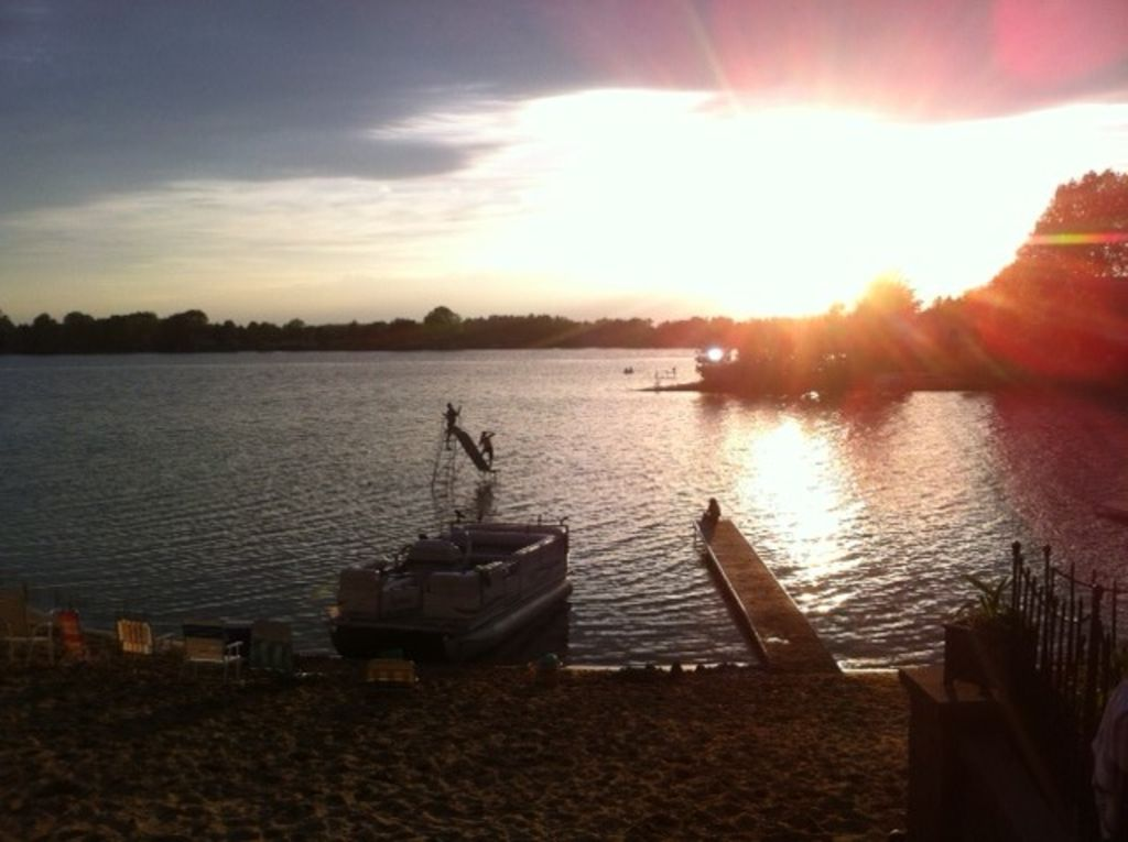silver rentals waterfront sand to cottage with new access lake near rental ha dunes property