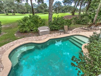 Photo for 30 Heath Dr ~ Beautiful Pet Friendly Home with Pool, Just Minutes to the Beach!