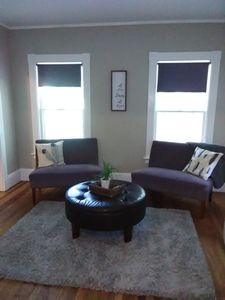 Peaceful View Guest Apartment in Historic Victorian Building