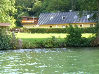 Photo for Holiday apartment Joachimsthal for 2 - 4 persons with 1 bedroom - Holiday apartment