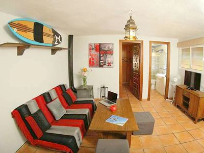 Photo for 1BR Bungalow Vacation Rental in Tarifa
