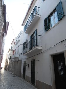 Photo for 3 bedroom apartment in Nazaré 50 meters from the beach