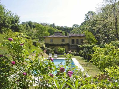 Photo for Beautiful private villa for 8 people with private pool, WIFI, TV, patio and parking