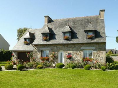 Photo for holiday home, Ploudalmézeau  in Finistère - 6 persons, 3 bedrooms