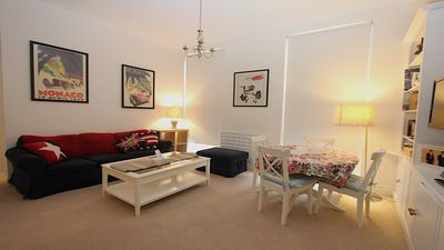 Photo for 2 Bed 1 Bath Spacious Central Apartment - Zone 1