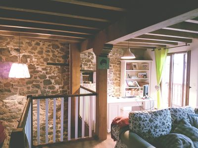 Photo for The house des fetes. Discover rural charm by staying in a HOME