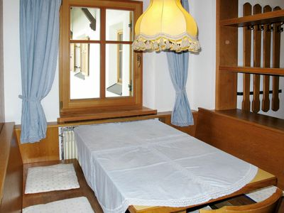 Photo for Beautiful apartment for 4 guests with balcony, pets allowed and parking