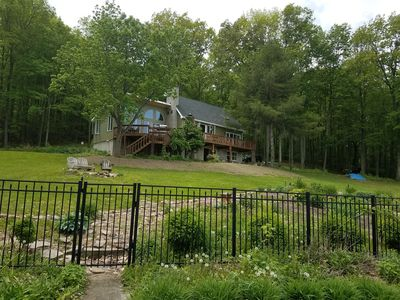 Photo for Family & Dog friendly home! 3 Bed, 3.5-Bath w/ Gorg Views of Canandaigua Lake!