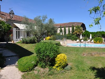 Photo for 7BR Farmhouse Vacation Rental in Clairac, Lot et Garonne