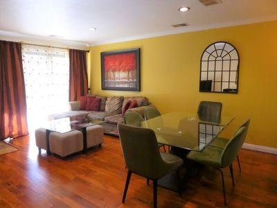 Photo for Beautifully Remodeled 2 Bedroom Home  with Wifi , Garage  and Amenities