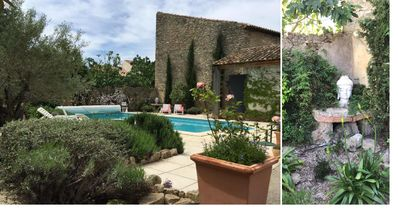 Photo for Beautifully Renovated Famous House.Heated Pool.Enclosed Grounds.Beaches & Midi