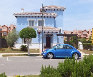 Photo for Luxury Villa with Pool, air conditioning and Wi-Fi  on Mar Menor Golf Resort