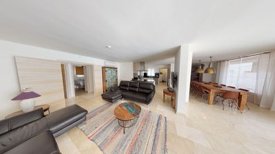 Photo for - 50% OFFER 1/7-25/7 STUNNING DESIGN 13 P PROPERTY A/A, WIFI, BBQ, TV NL, UK