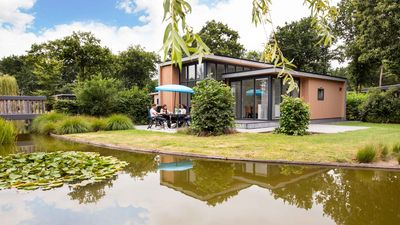 Photo for Luxury and modern detached holiday home for 4 persons with spacious garden
