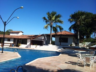 Photo for 4 Beds(2 SuiteS) House inside a condo in Geriba-Buzios- 24 hrs security