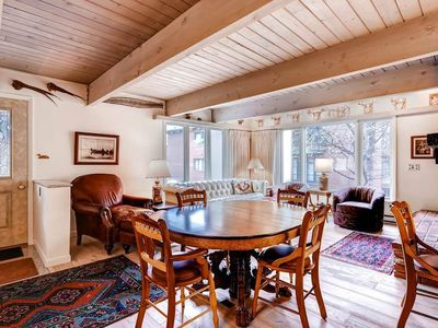 Photo for Chateau Chaumont 14: 3 BR / 2 BA condominium in Aspen, Sleeps 6