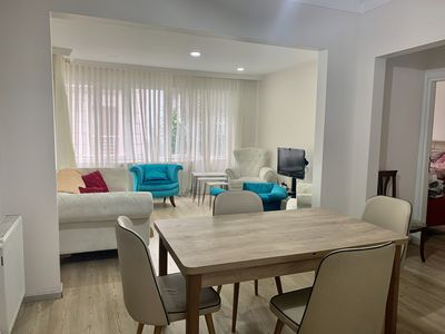 Photo for İstanbul Sisli Lux Bİg 3 Room Near Osmanbey and Cevahir Mall