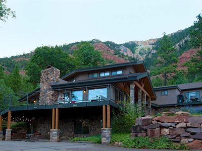 Photo for Luxury Home on 8 Acres - 9 Min. to Durango - Hot Tub/Fire Pit - Awesome Views