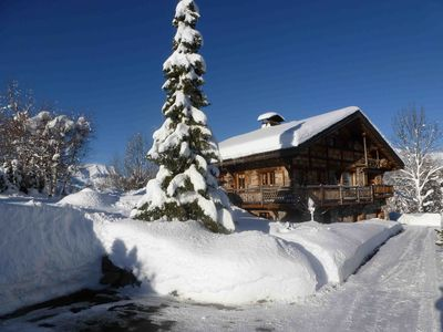 Photo for Rent an apartment for week or season at Megeve / Ormaret