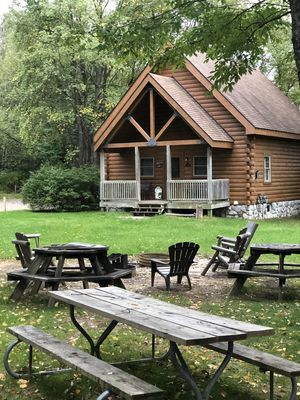 NEW! Ideally Located Luxury Log Home at Double JJ Ranch & Resort