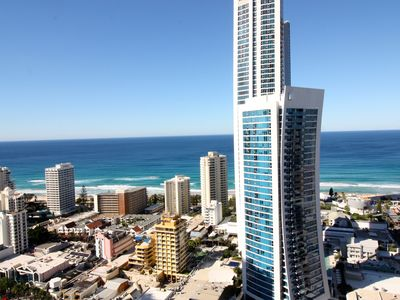 Photo for Amazing Ocean View 31st Floor Central Surfers Paradise @ Circle On Cavill Resort