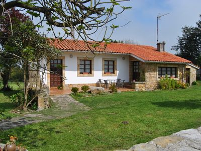 Photo for Typical Asturian house, near the sea and the mountain