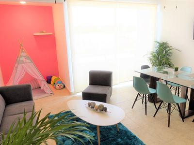Photo for Comfortable and cool apartment near the downtown area ideal for six 103ES
