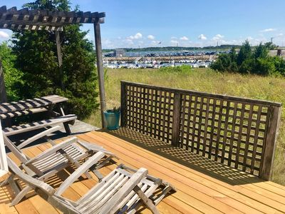Photo for Cottage on Wellfleet Harbor !   Walk to town