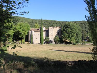 Photo for CASTLE Cevennes, a loft to rent,