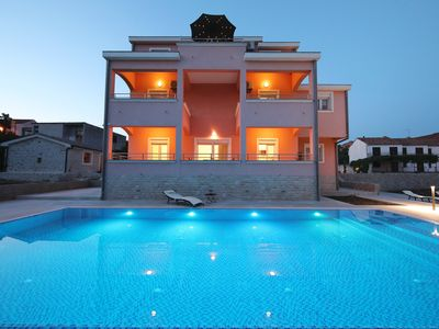 Photo for Apartment Marko with Swimming Pool and Sea View - Adriatic Luxury Villas