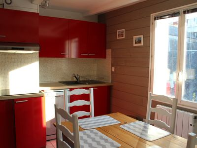 Photo for Trendy apartment 3 minutes walk from the port of Honfleur