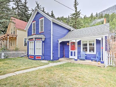 Photo for Victorian 3BR Georgetown House - Walk to Town!