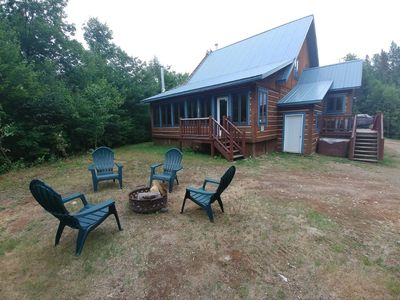 Photo for Manitou Cottage - 5 minutes from lake lake, no neighbors.