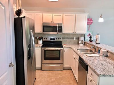 Photo for 1694FC; Beautiful NEW home in Fisherman's Cove 3/2; Sleeps 10