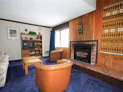 Photo for Mammoth Ski and Racquet Club #129, 1 Bedroom + Loft, 2 Full Bathrooms Fully Furnished Condo!