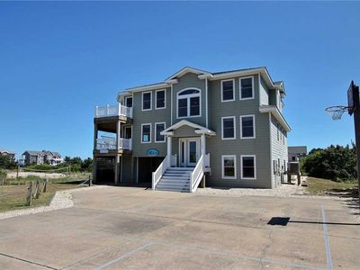 Photo for #OH7: OCEANSIDE in Corolla w/HtdPool, HotTub & RecRm w/PoolTable