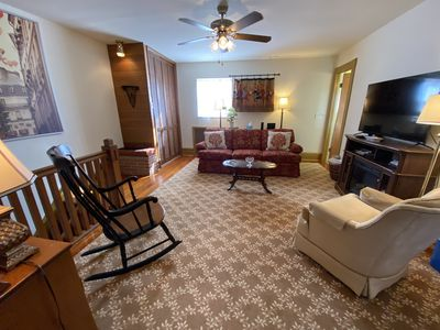 Photo for 2BR Apartment Vacation Rental in Saint Louis, Missouri