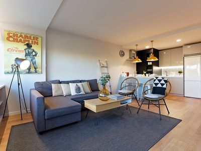 Photo for Apartment 364 m from the center of Madrid with Internet, Air conditioning, Lift (1030911)