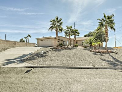 Photo for Pristine Lake Havasu City Home w/Pool & View!
