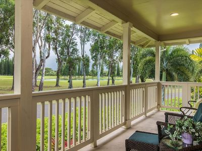 Photo for Air-Conditioned Well-Appointed Condo on 18th Fairway of Makai Golf Course