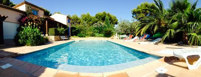 Photo for Bastid to be rent in pintrees and bandol wine area