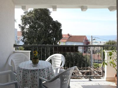 Photo for Apartment Mari  A1(4+1)  - Petrcane, Zadar riviera, Croatia