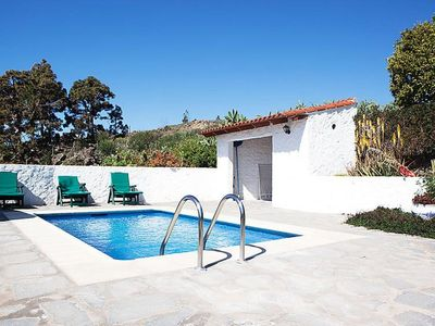 Photo for This 2-bedroom villa for up to 4 guests is located in Granadilla and has a private swimming pool and