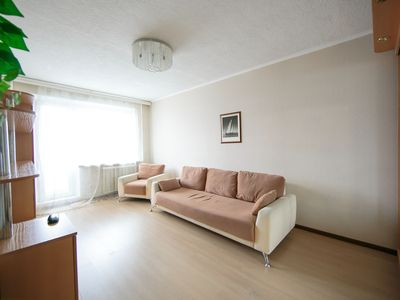 Photo for Best offer in Surgut. Bright, clean,cozy