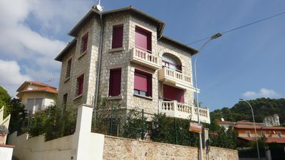 Photo for Cap de Nice apartment in classified house